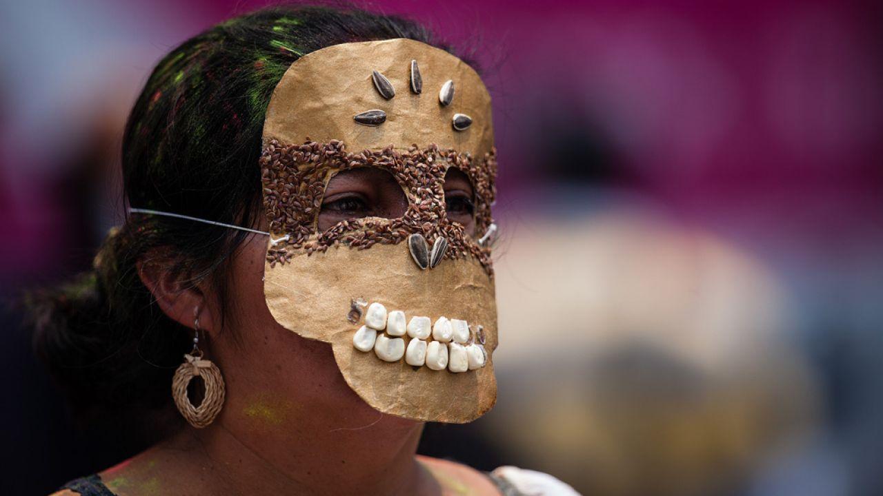 Sprzeciw budzi na świecie produkcja przez Monsanto artykułów zmodyfikowanych genetycznie (fot. Manuel Velasquez/Anadolu Agency/Getty Images)