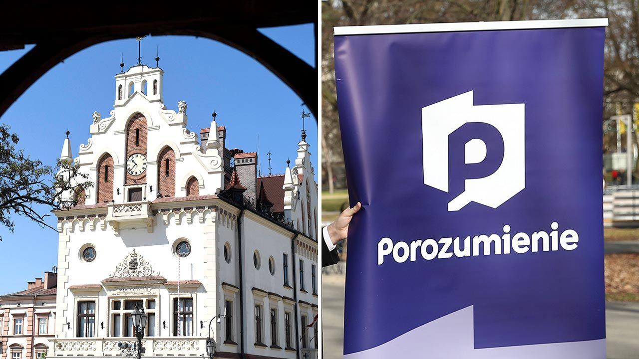 Wybory na prezydenta Rzeszowa. Kim są kandydaci? (fot. PAP/Darek Delmanowicz, Łukasz Gągulski)