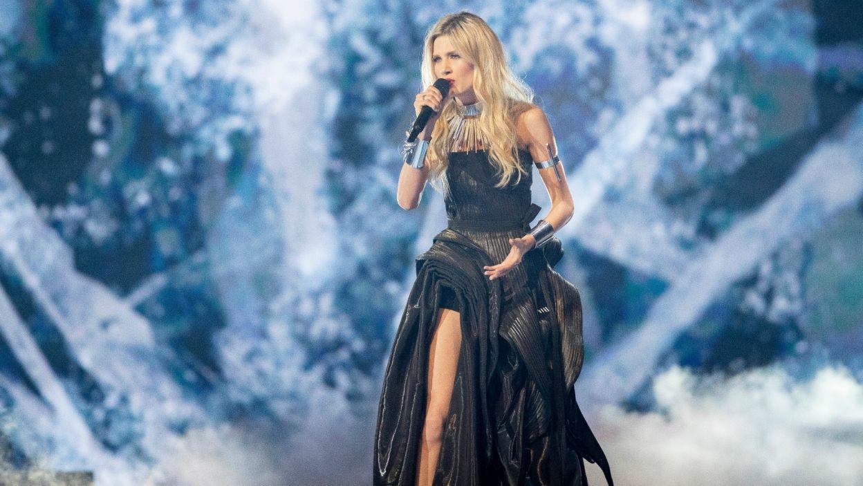 Serbia w tym roku postawiła na sprawdzonego konia. Nevena Bozovic występowała już zarówno w dorosłej, jak i dziecięcej wersji Eurowizji, gdzie zajęła 3. miejsce. Czy w tym roku wokalistka osiągnie kolejny sukces? (fot. Thomas Hanses/EBU)