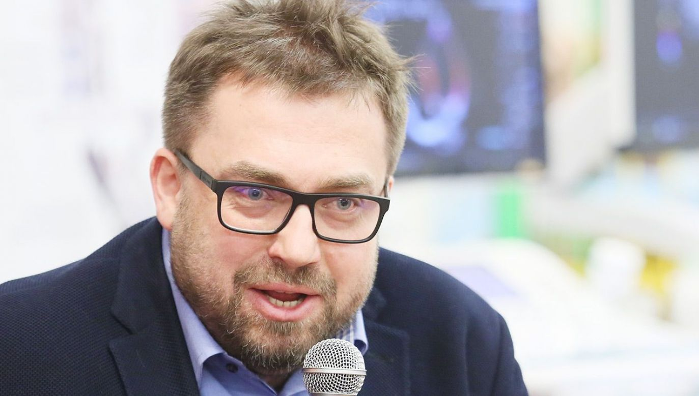 Bartosz Węglarczyk (fot. PAP/Leszek Szymański)