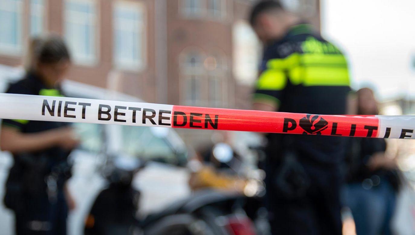 Holenderska policja poinformowała o śmierci Polaka w Hadze (fot. Shutterstock)