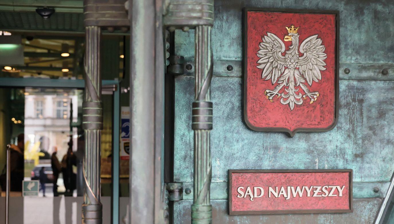 Sprawa z 2017 r. dotyczyła ułaskawienia m.in. Mariusza Kamińskiego (fot. arch. PAP/Tomasz Gzell)
