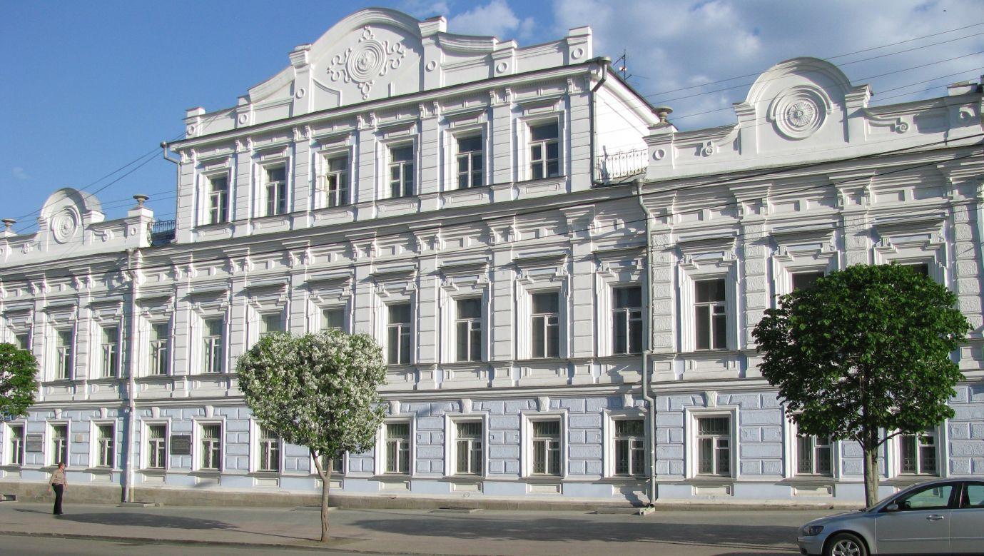 Rezydencja Koziełł-Poklewskich w Jekatarynburgu (dziś Regionalne Muzeum Krajoznawcze). Fot. Wikimedia/ Владислав Фальшивомонетчик - Praca własna, CC BY-SA 3.0