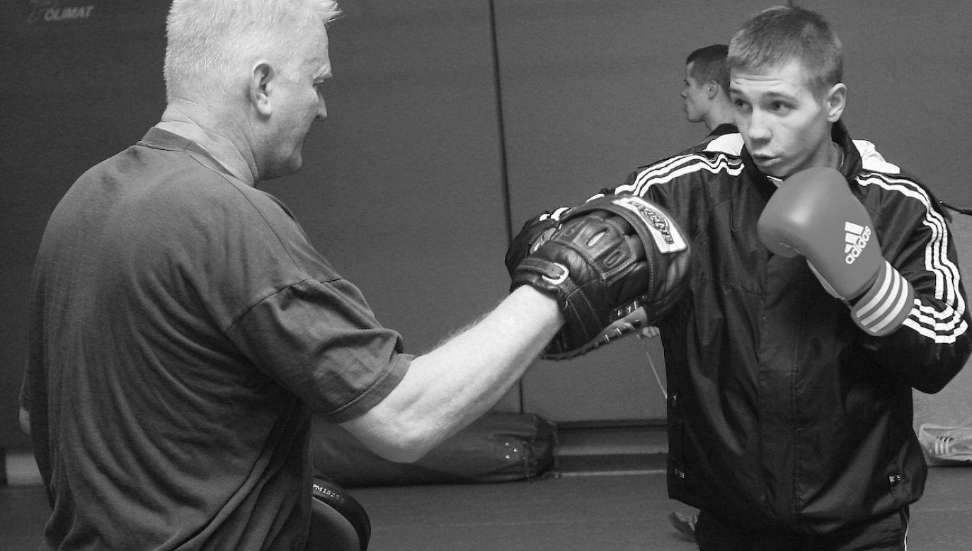 Ryszard Furdyna należał do najlepszych polskich trenerów (fot. arch. PAP/Grzegorz Momot)