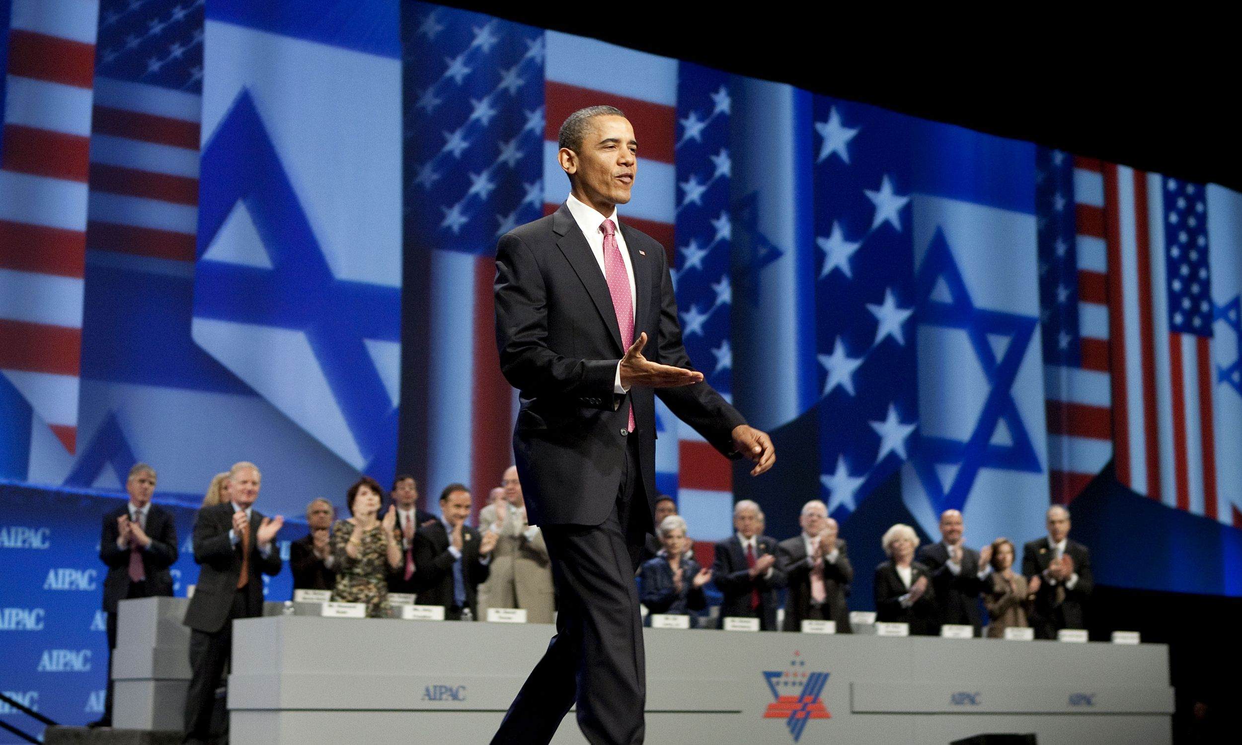 Barack Obama, czerwiec 2008. Fot. Joshua Roberts/Getty Images