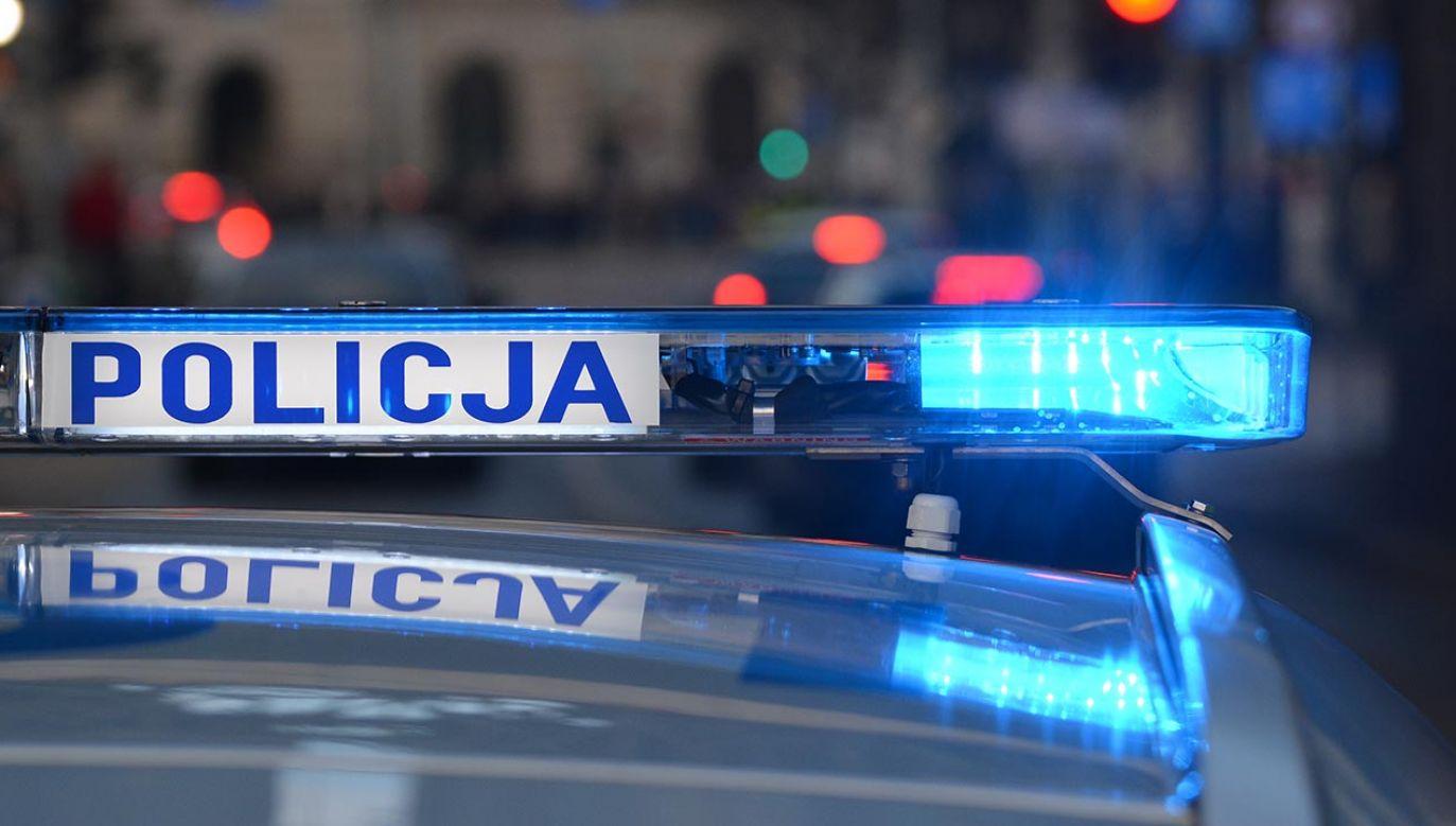 Za wpływanie przemocą lub groźbą na czynności organu urzędowego grożą 3 lata więzienia (fot. Shutterstock/DarSzach)