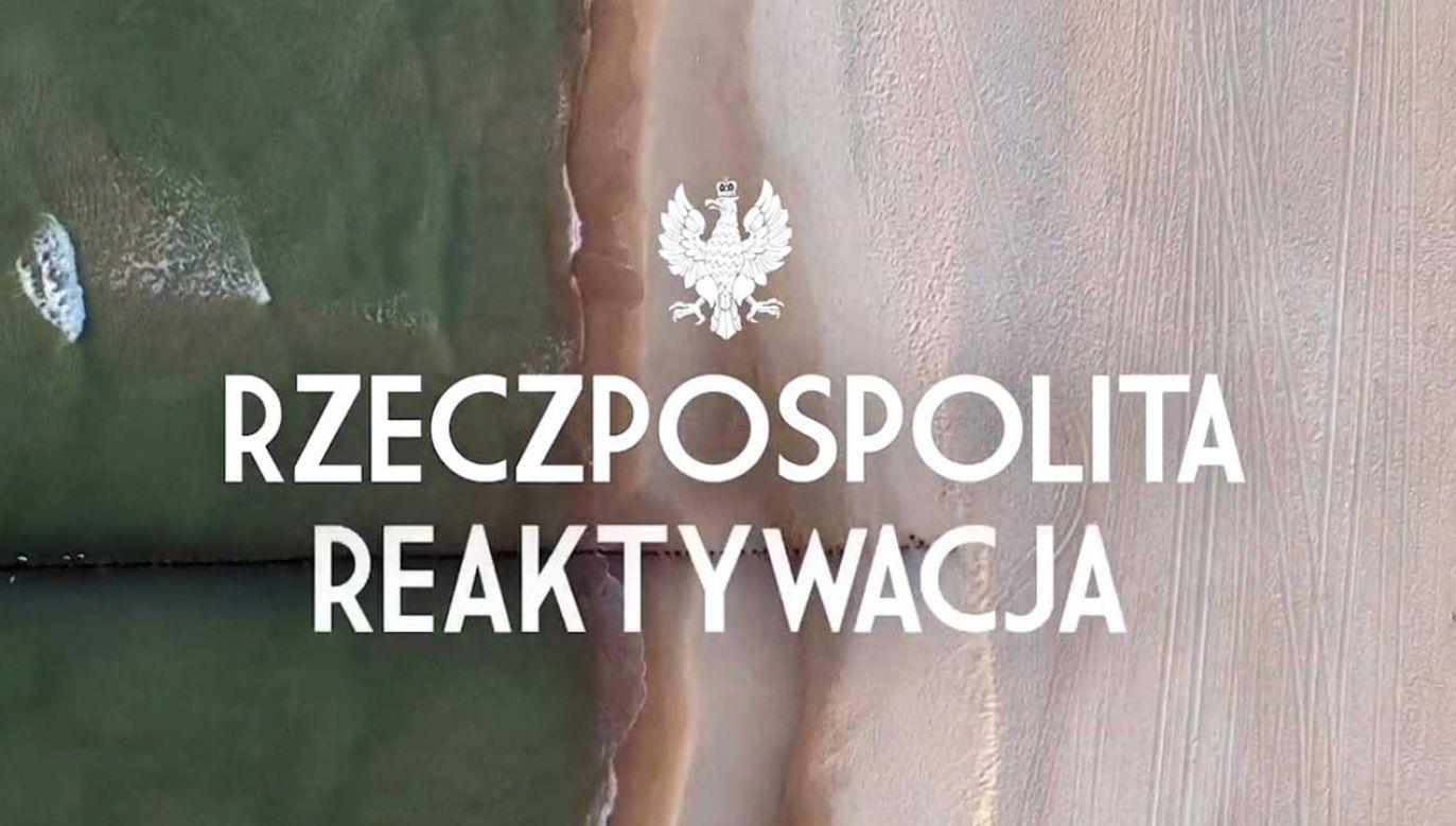 """Film """"Rzeczpospolita Reaktywacja nagrodzono na jubileuszowym 30. Polish Film Festival in America w Chicago w 2018 (fot. TVP)"""