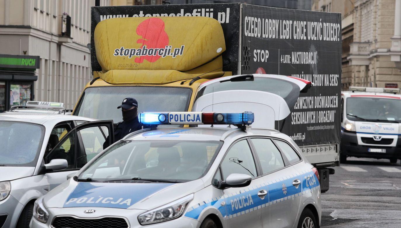 Kolejne ataki na aktywistów pro-life (fot. PAP/Tomasz Gzell)