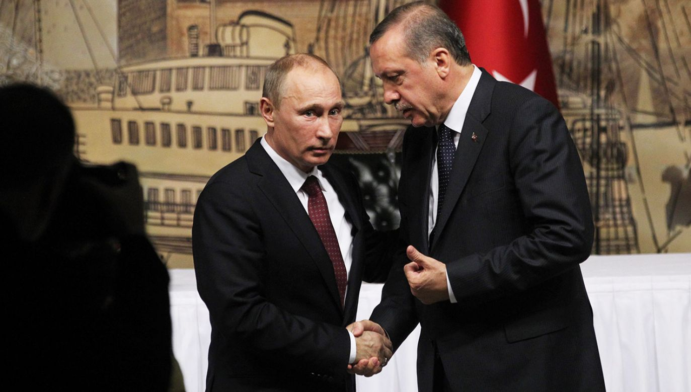Prezydenci Rosji i Turcji spotkają się po raz ósmy w tym roku (fot. Sasha Mordovets/Getty Images)