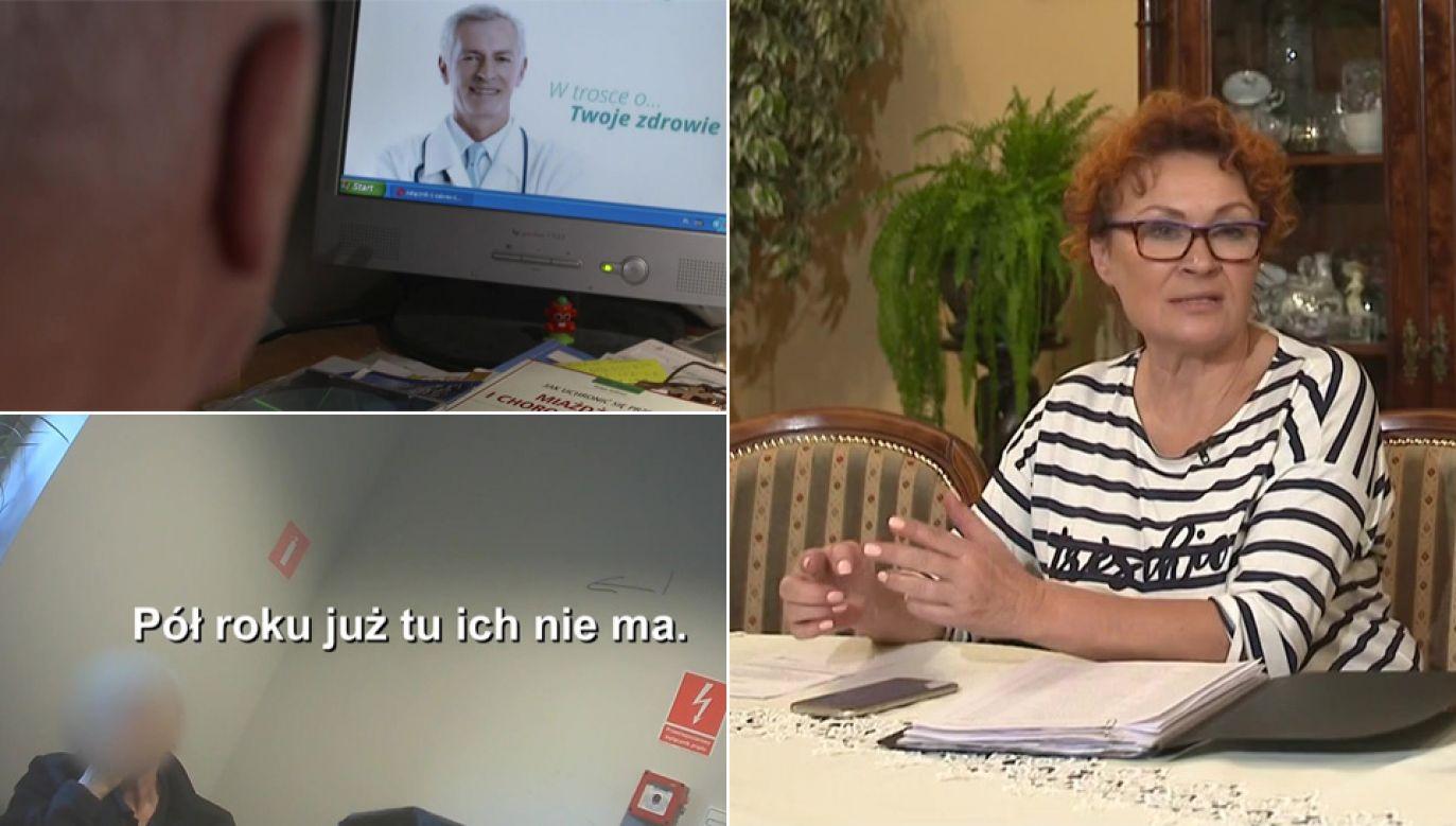 Klienci czują się oszukani (fot. TVP1)