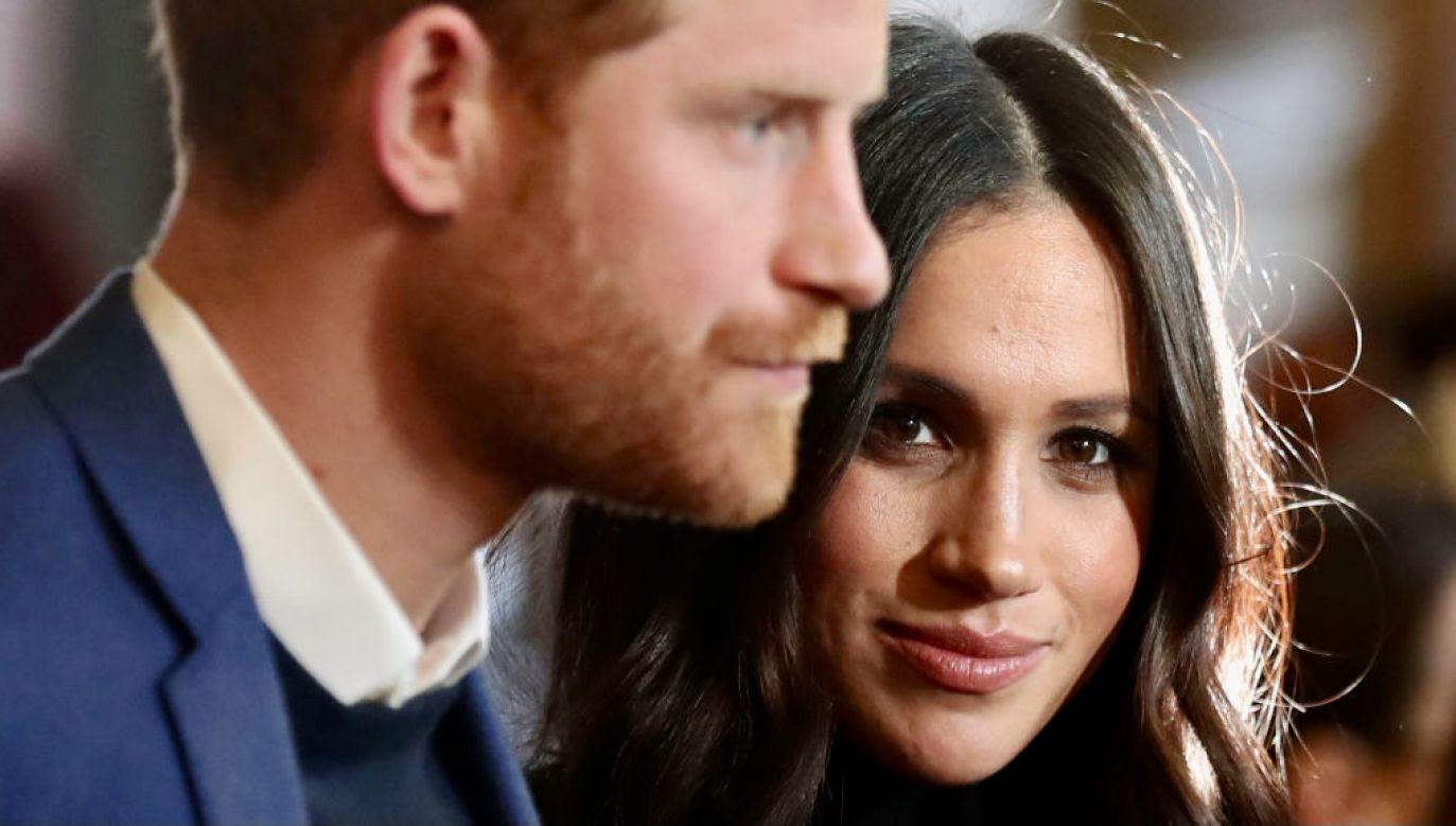 Żona brytyjskiego księcia Harry'ego wygrała proces sądowy z wydawcą tabloidu (fot. A.Milligan/WPA Pool/Getty Images)