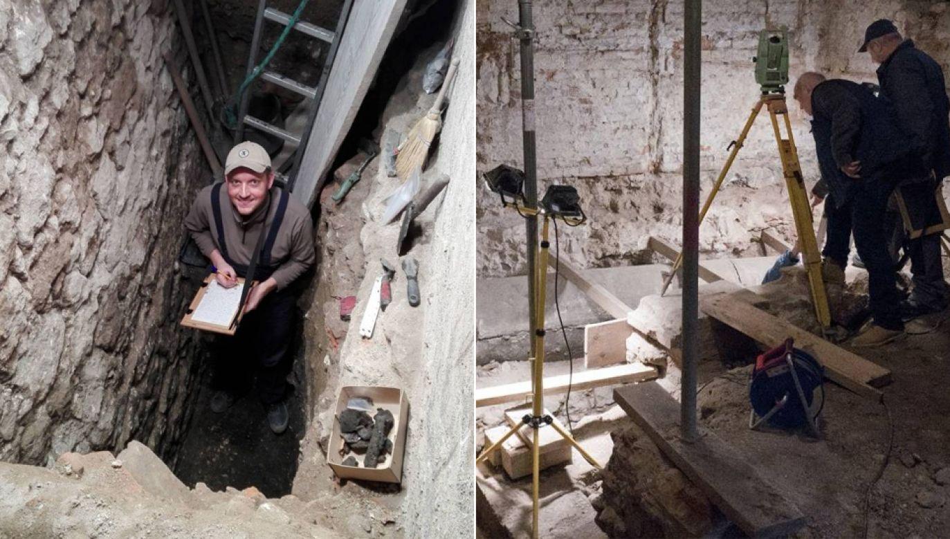 Odkryty relikt ma około siedmiuset lat (fot. Zamek Królewski na Wawelu)