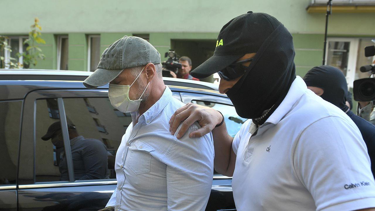 Były minister PO miał kierować zorganizowaną grupą przestępczą (fot. PAP/Radek Pietruszka)