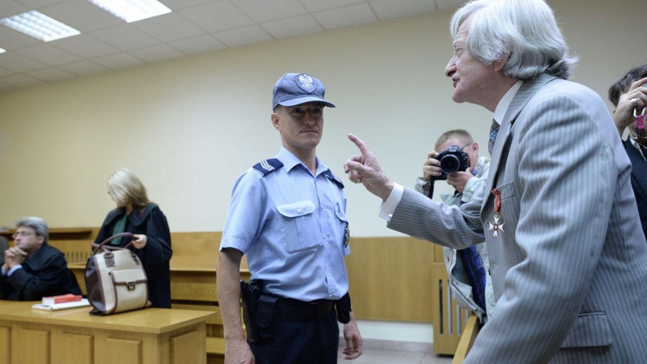 Janusz Fatyga był odznaczony m.in Krzyżem Wolności i Solidarności oraz Krzyżem Kawalerskim Orderu Odrodzenia Polski (fot. arch.PAP/Jacek Turczyk)