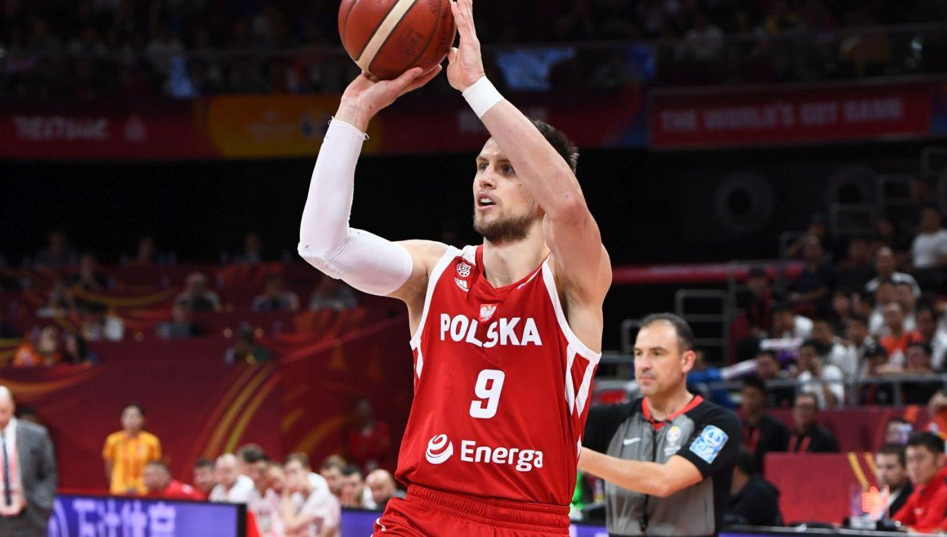 Mateusz Ponitka (fot. Getty Images)