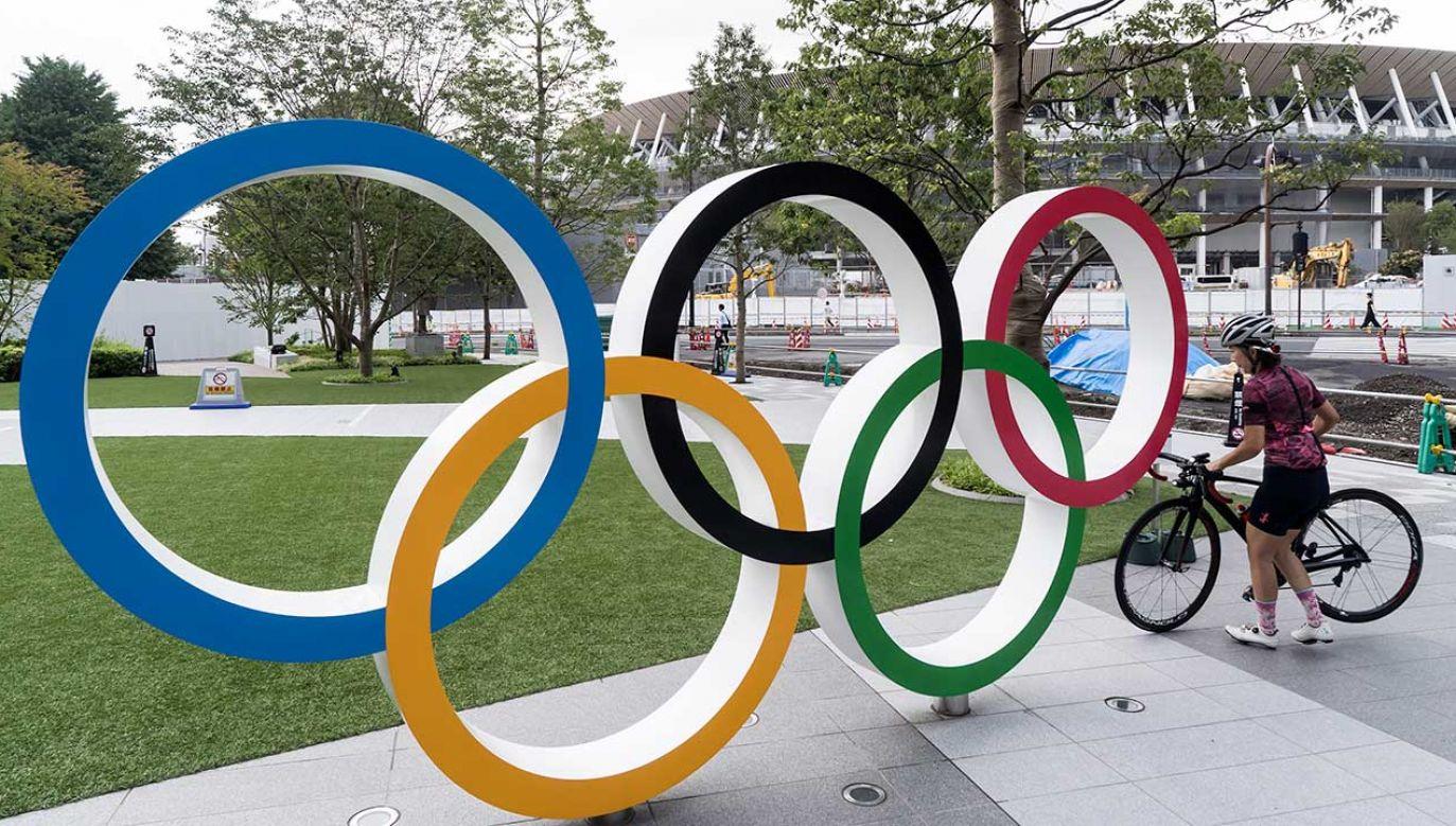 Olimpijskie zmagania w stolicy Japonii odbędą się na przełomie lipca i sierpnia 2020 r. (fot. Tomohiro Ohsumi/Getty Images)