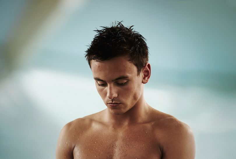 Tom Daley (fot. Getty Images)