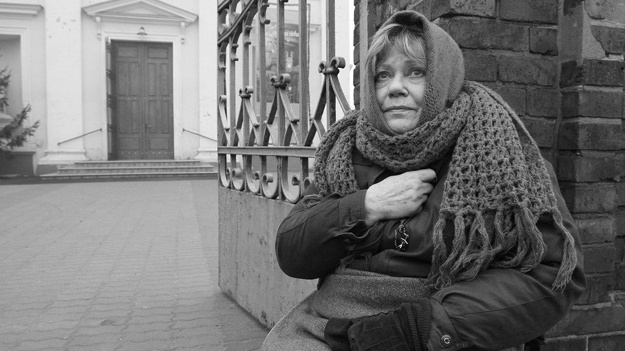 Ewa Wawrzoń miała 83 lata (fot. TVP)