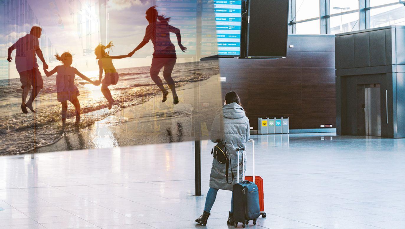 Nowe obostrzenia dla podróżnych. Co czeka nas w wakacje? (fot. Shutterstock)