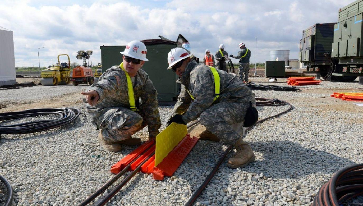 Amerykanie nie precyzują, kiedy powstanie baza w Redzikowie (fot. US Army)
