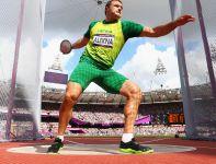 Virgilijus Alekna zakończył karierę po konkursie olimpijskim (fot. Getty Images)
