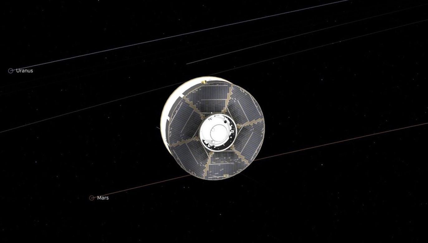 Misja Perseverance wystartowała z Ziemi 30 lipca 2020 r. (fot. NASA)