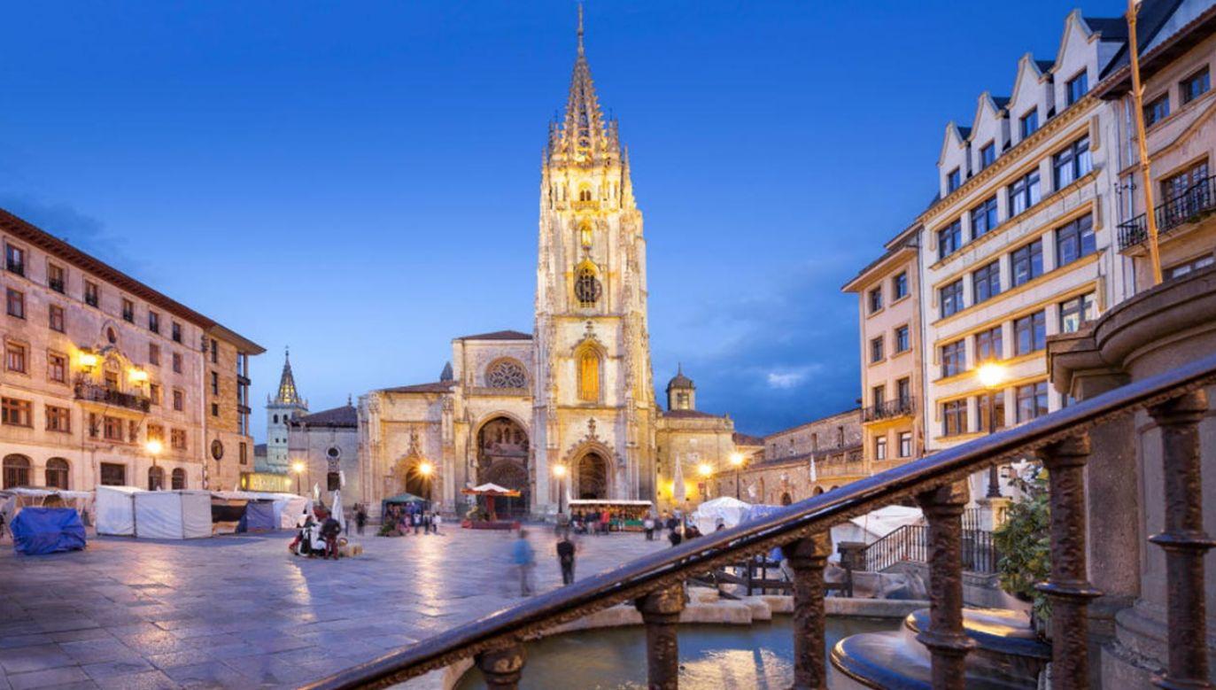 Katedra św. Zbawiciela w Oviedo w Hiszpanii (fot. Getty Images)