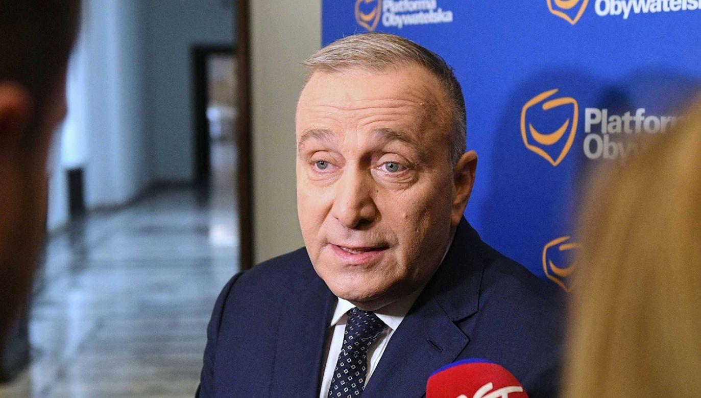 Zarząd PO jednomyślnie zatwierdził dwoje kandydatów w prawyborach prezydenckich (fot. arch. PAP/Radek Pietruszka)