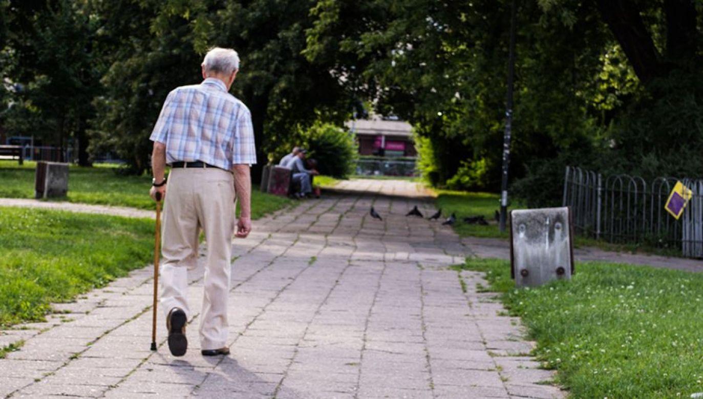 Szybka diagnoza i wczesne rozpoczęcie leczenia dają szansę na skuteczniejsze spowolnienie rozwoju choroby (fot. tvp.info/Piotr Król)