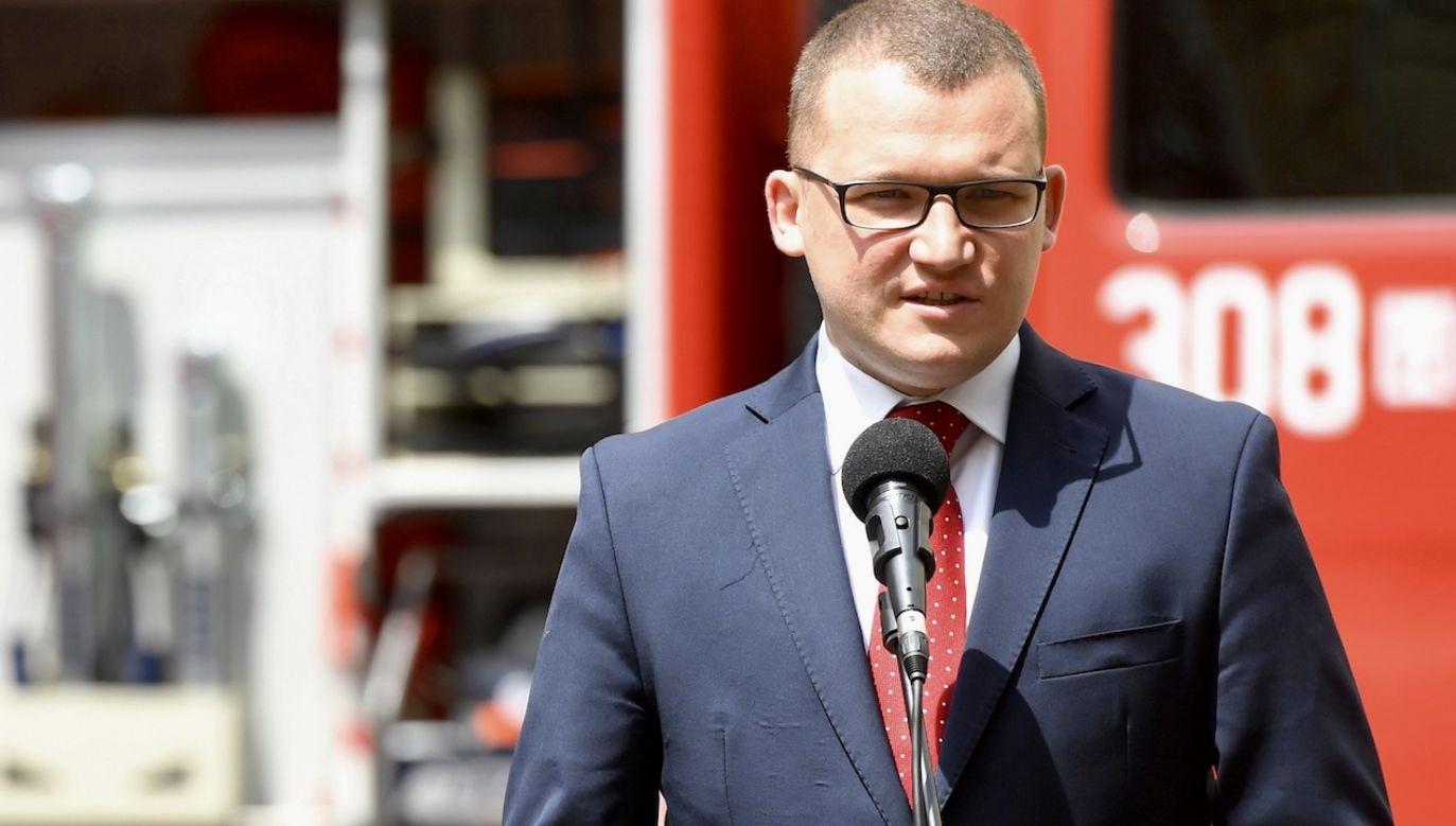 Czwartek jest ostatnim dniem, w którym można złożyć w Sądzie Najwyższym protest wyborczy (fot. PAP/Piotr Nowak)