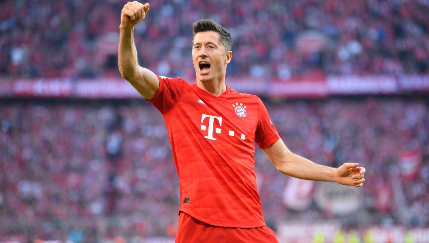 Robert Lewandowski (fot. Getty)