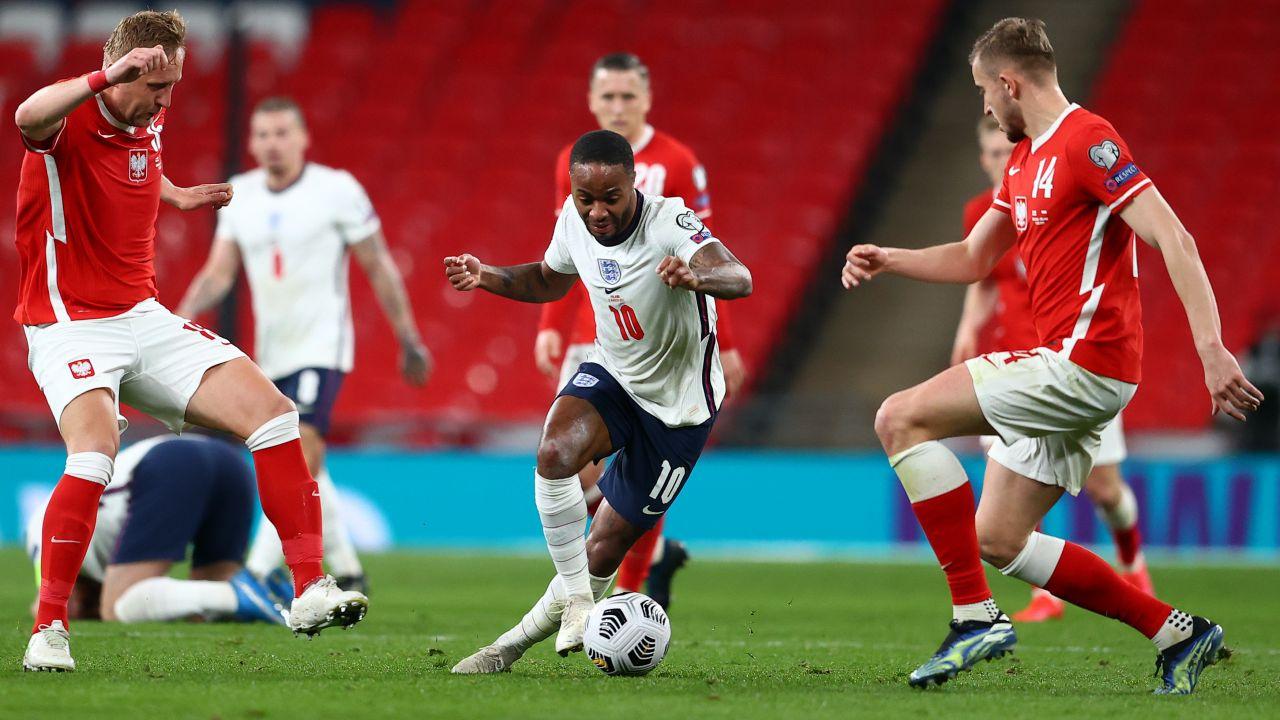 Mecze z Anglią zawsze są wielkim piłkarskim świętem (fot. Eddie Keogh/Getty Images)