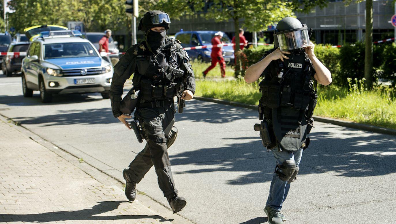 Sprawca uciekł (fot. A.Scheuber/Getty Images, zdjęcie ilustracyjne)