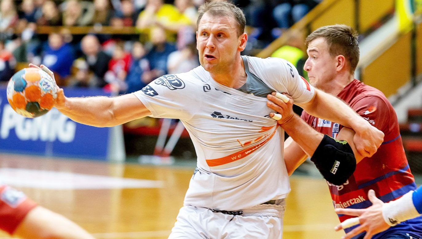 PGNiG Superliga to najwyższa w hierarchii klasa męskich ligowych rozgrywek piłki ręcznej w Polsce (fot. arch.PAP/Andrzej Grygiel)