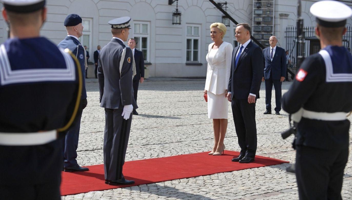Po zaprzysiężeniu Andrzej Duda wygłosi orędzie przed Zgromadzeniem Narodowym (fot. PAP/M.Obara)