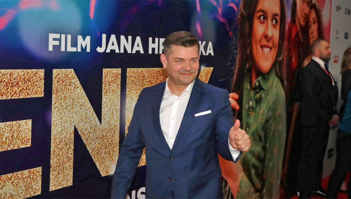 "Producentem filmu ""Zenek"" jest TVP (fot. PAP/Wojciech Olkuśnik)"