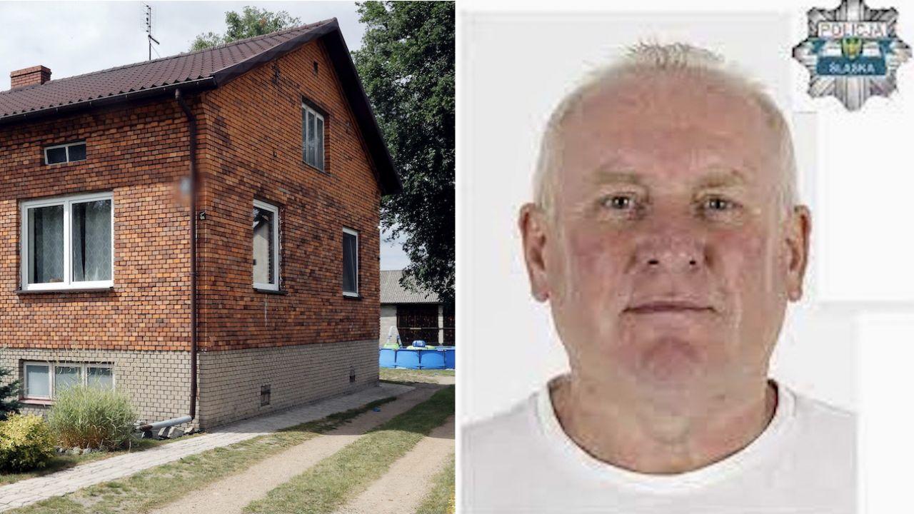 Jacek Jaworek wciąż na wolności (fot. policja.pl, arch.PAP/Waldemar Deska)