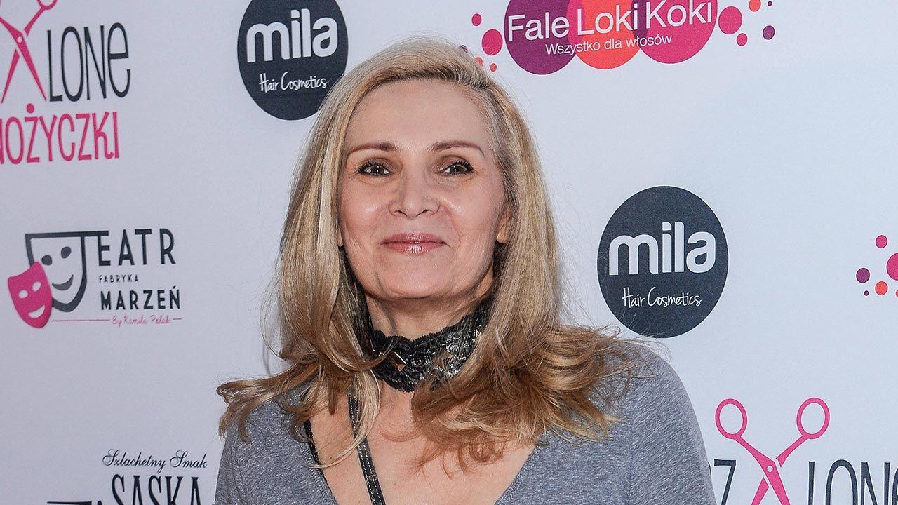 Sylwia Wysocka opowiada o silnym bólu po napaści (fot. PAP/StrefaGwiazd/Stach Leszczyński)