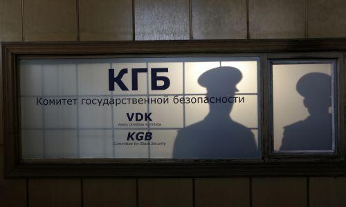 Bariera strachu wokół siedziby KGB pękła bardzo późno. Fot. REUTERS/Ints Kalnins: