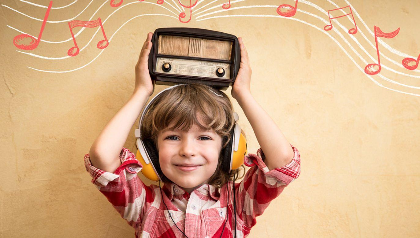 Na portalu będzie można zobaczyć bajki, animacje, zabawy, konkursy (fot. Shutterstock/Sunny studio)