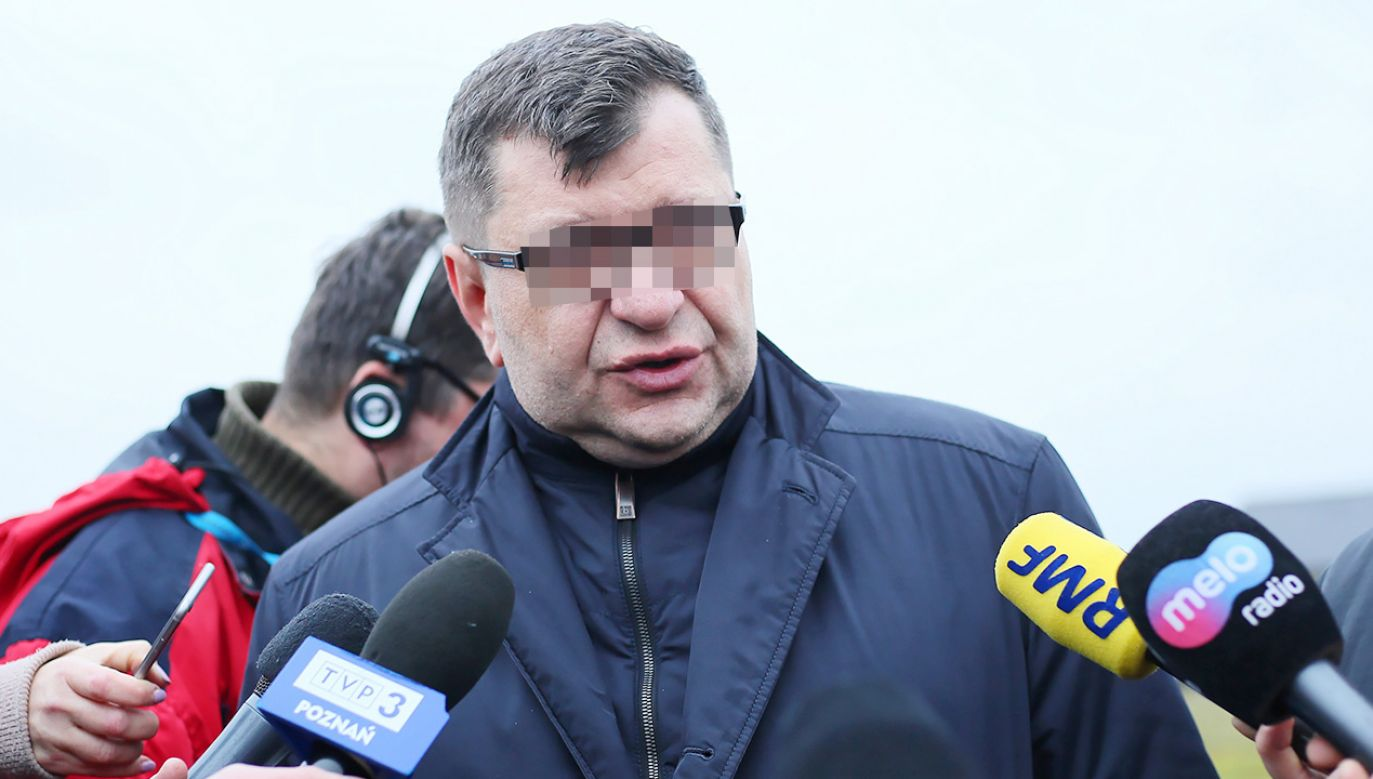 S. został wcześniej zatrzymany, ale sąd nie zgodził się na areszt. (fot. PAP/Tomasz Wojtasik)