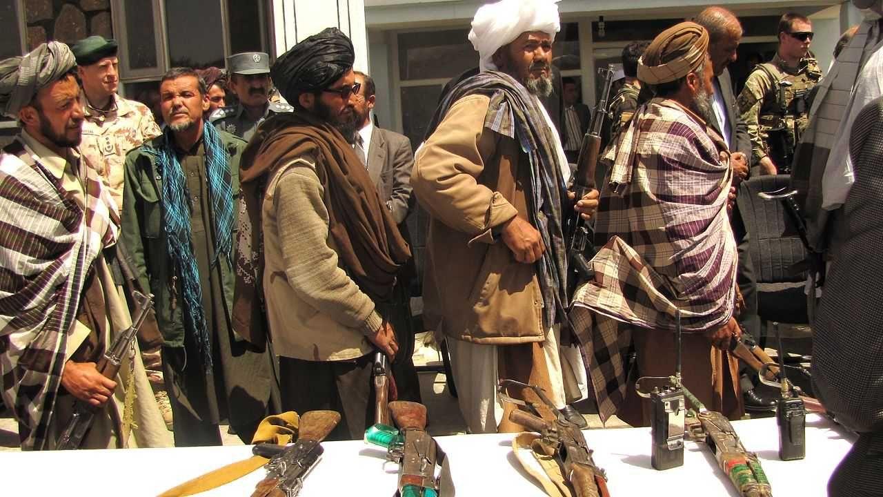 Talibowie wciąż stanowią zagrożenie w Afganistanie (fot. WIki 2.0/Isafmedia)