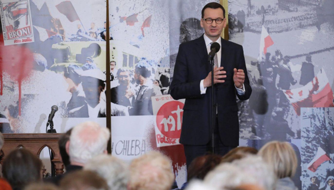Kongres w Muzeum Żołnierzy Wyklętych i Więźniów Politycznych PRL w Warszawie (fot. PAP/Paweł Supernak)