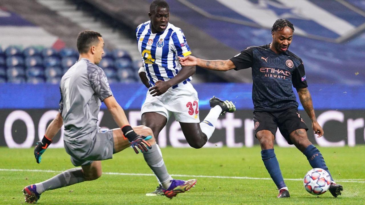 Liga Mistrzów: FC Porto - Manchester City 0:0 (0;0). Awans Porto do 1/8 finału i niewykorzystane szanse Raheema Sterlina (TVPSPORT.PL) (sport.tvp.pl)