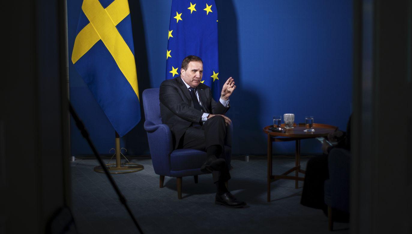 Szwecja. Premier Stefan Loefven odwołany (fot. Nils Petter Nilsson/Getty Images)