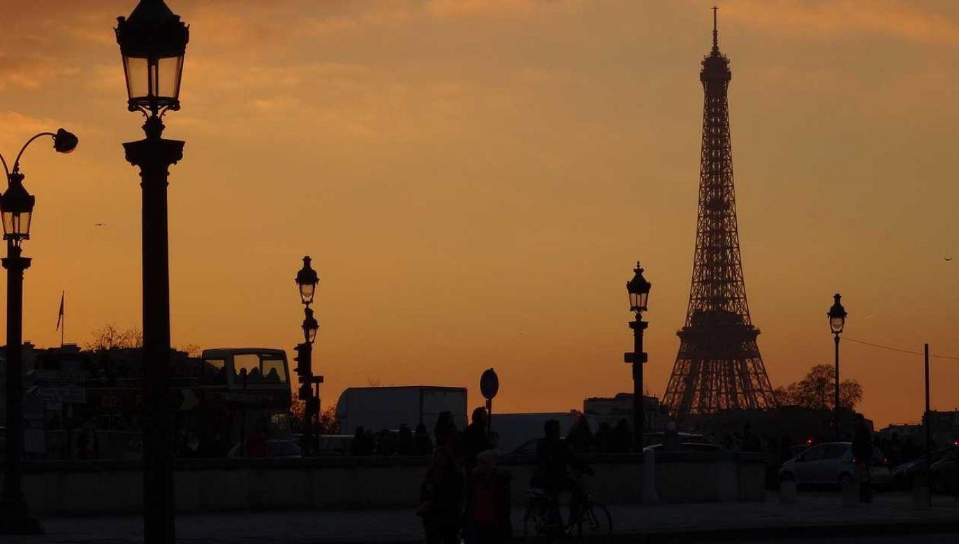 Odsetek testów na koronawirusa z wynikiem pozytywnym wzrósł we Francji z 6,3 do 6,4 proc. (fot. Pixabay)