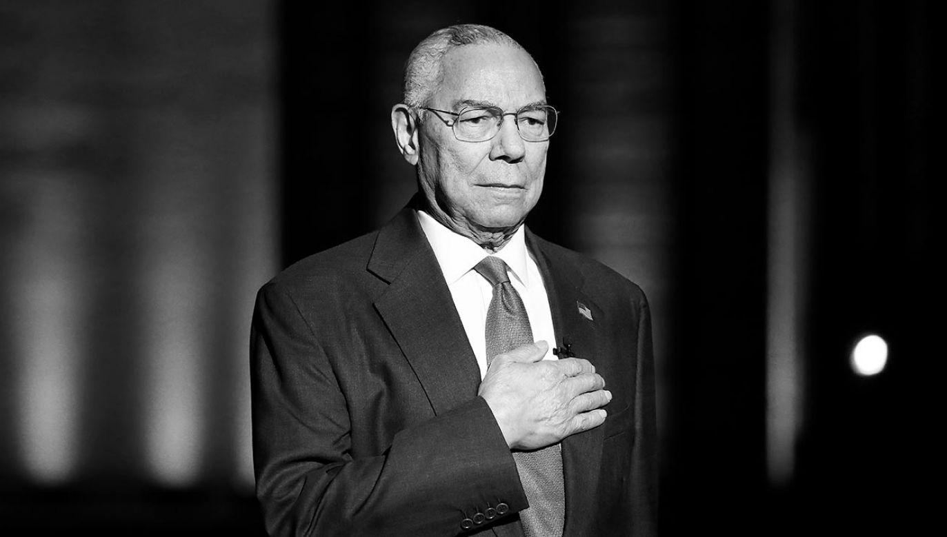Colin Powell (fot. Paul Morigi/Getty Images for Capital Concerts)