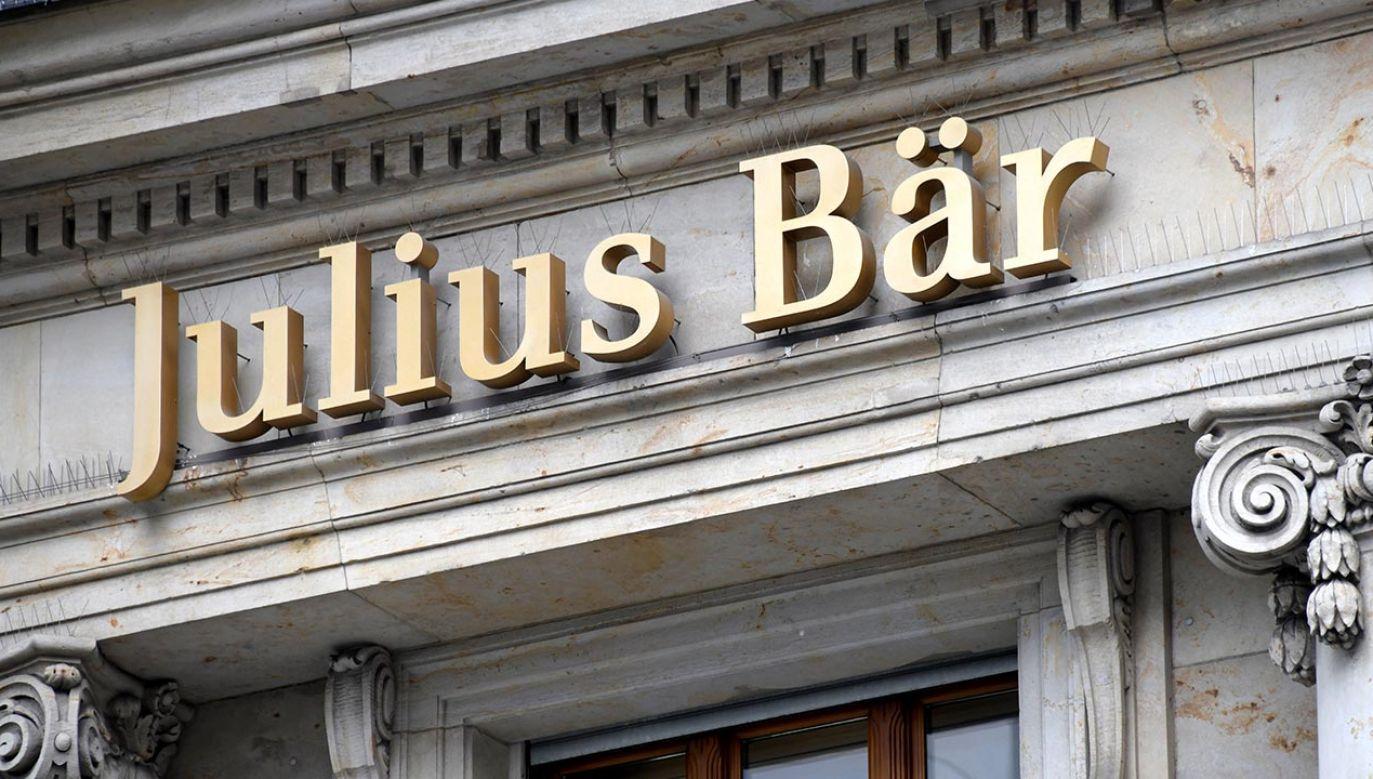 Bank Julius Bär musi zwrócić Niemcom prawie 140 milionów euro (fot. Shutterstock/nitpicker)