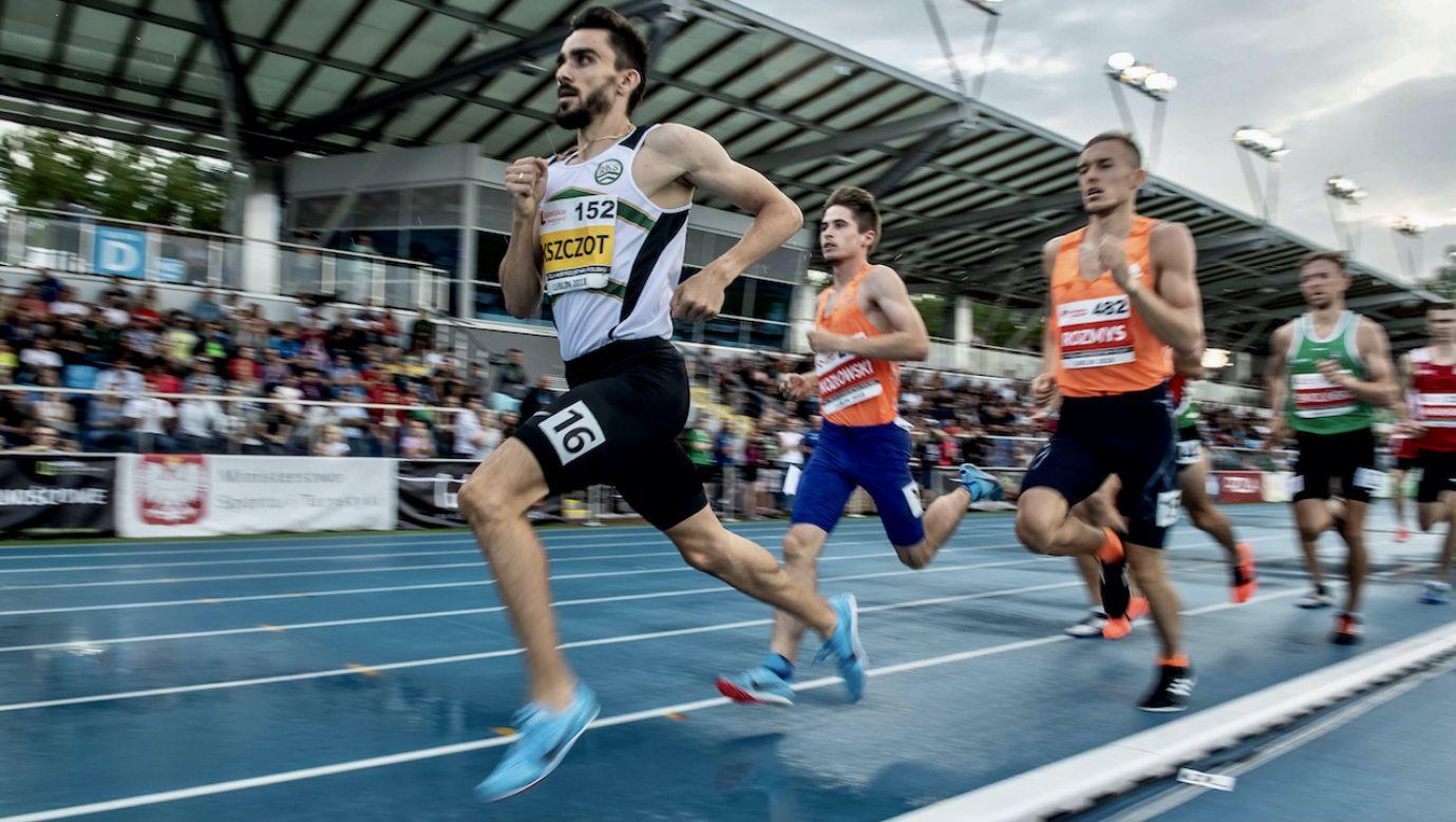 Bieżnia i wszystkie urządzenia lekkoatletyczne będą zgodne z przepisami IAAF oraz PZLA (fot. arch.PAP/W.Pacewicz)