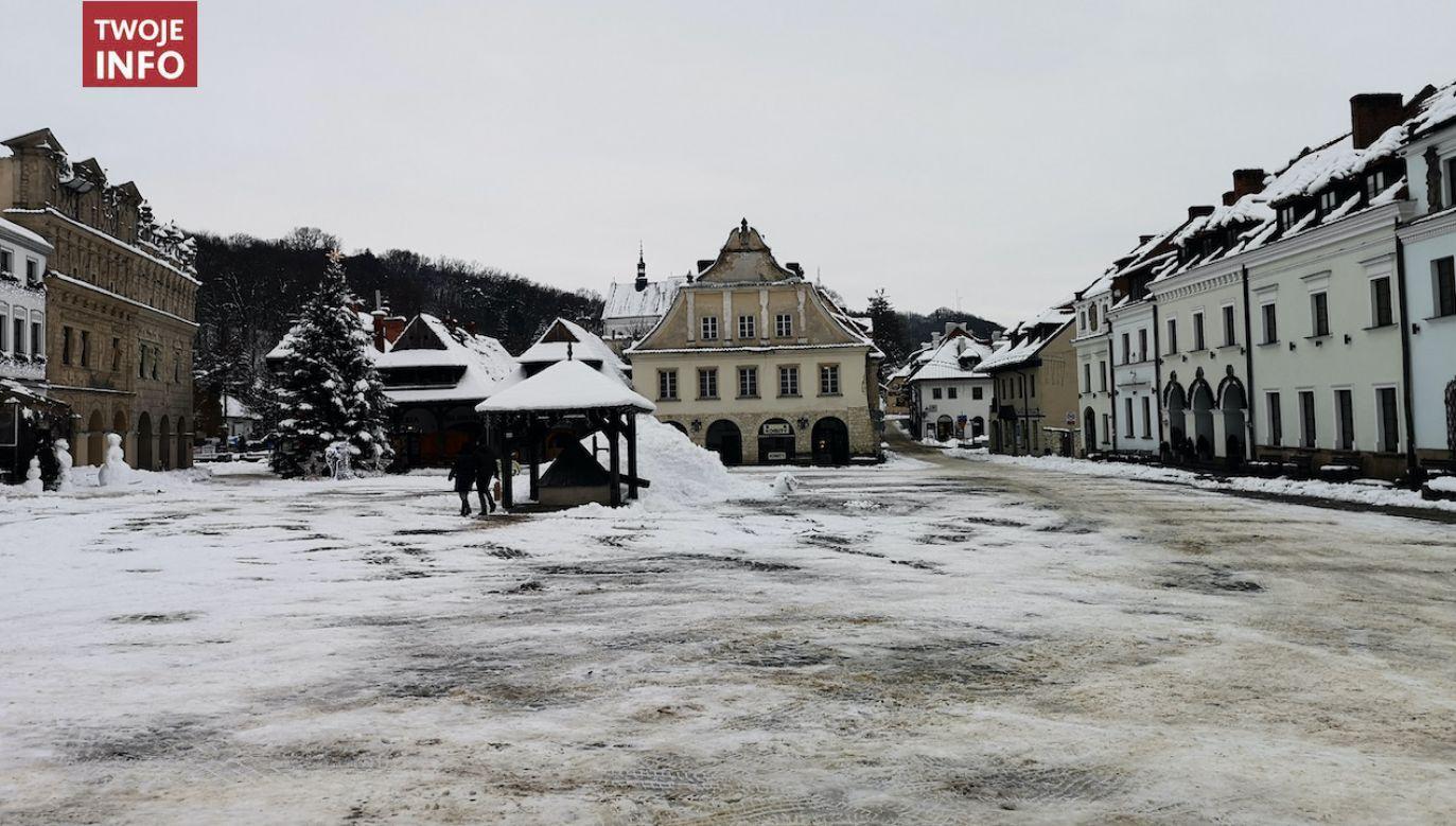 Zima w Polsce (fot. Twoje Info)